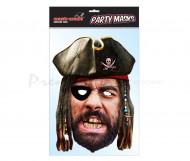 RUBIES kaukė Pirate Historical, Pirat01 Pirat01