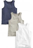 NEXT Apatiniai marškinėliai be rankovių, 3 vnt., 685812 68581242