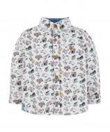 MOTHERCARE marškiniai ilg.r. TB624 341303