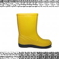 Guminiai batai Amber 120P Yellow 34 Amber 120P Yellow