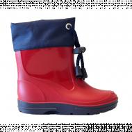 PALIŪTIS Guminiai batai Amber PTM Red 29 Amber PTM Red