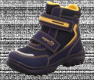 SUPERFIT Žieminiai batai Snowcat Blue/Yellow 5-09030-81 26 5-09030-81-26