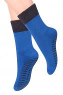 STEVEN Kojinės ABS Blue 038-06 32-34 038-6