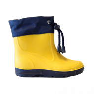 PALIŪTIS Guminiai batai Amber PTM Yellow 30 Amber PTM Yellow