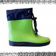 PALIŪTIS Guminiai batai Amber PTM Green 30 Amber PTM Green