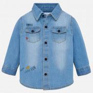 MAYORAL Marškiniai ilg.r. Denim 3F 1136-5 1136-5 9