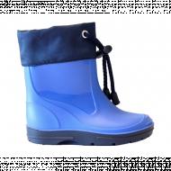PALIŪTIS Guminiai batai Amber PTM Blue 29 Amber PTM Blue