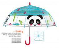 PERLETTI vaikiškas skėtis Panda, 15566 15566