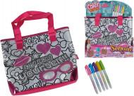 SIMBA COLOR ME MINE krepšys su žvyneliais Fashion, 106379157 106379157