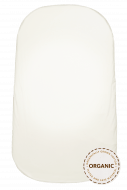 BABYBJORN paklodė su guma lopšiui, balta, 047021 047021
