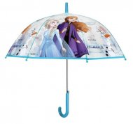 PERLETTI permatomas skėtis Frozen II 45/8, 50245 50245