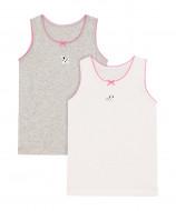 MOTHERCARE apatiniai marškinėliai 2vnt. TD279 337041