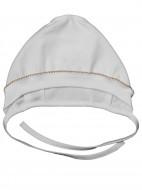 LORITA kepurė medvilninė 38cm Meškutis White 952 952