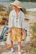 COCCODRILLO Kiss bee suknelė yellow, WC1128201KIS WC1128201KIS-004-134