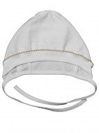 LORITA kepurė medvilninė 44cm Meškutis White 952 952