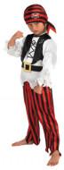 RUBIES kostiumas piratas, 883619 883619