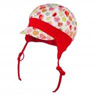 TUTU Kepurė red-ecru 3-004624 44/46 2050101