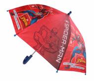PERLETTI vaikiškas skėtis raudonas Spiderman, 75377 75377