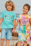 COCCODRILLO Happy summer suknelė multicolour, WC1129201HAS WC1129201HAS-022-092