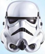 RUBIES STAR WARS kaukė Stormtrooper Classic Card, 32412 32412